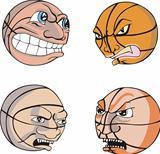 Funny Basketballs