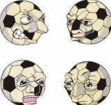 Funny Soccer Balls
