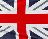 British flag beach towel