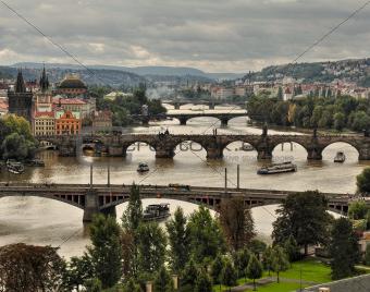 Pragues bridges