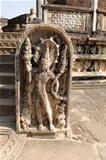 Ancient Vatadage (Buddhist stupa) in Pollonnaruwa