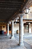 Tordesillas (Spain), Arcades of the Plaza Mayor