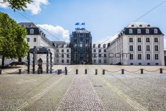castle Saarbruecken