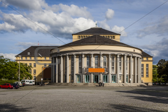 opera Saarbruecken