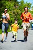 Healthy runners