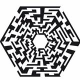 hexaeder maze