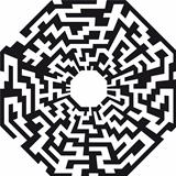 octaeder maze