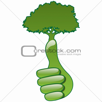 Eco hand