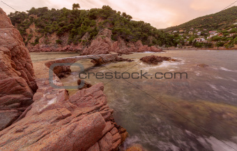 Canyet, Costa Brava, Spain