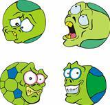 Ugly Green Balls
