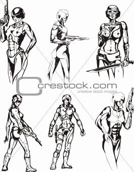 Amazon Cyborgs