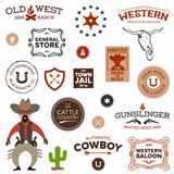 Old western designs