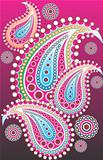Paisley textile design
