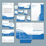 Modern technology stationery set