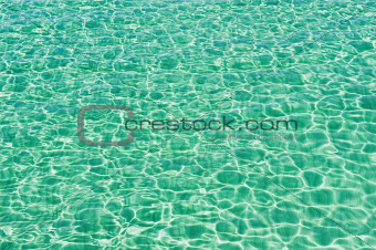 sea water texture