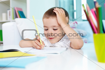 Creative homework