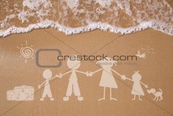 Summer family vacations