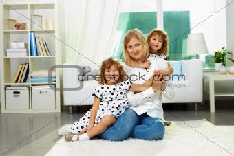 Tender family