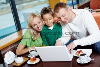 Cafe wi-fi