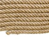 Rough rope isolated background
