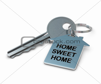 home sweet home white background