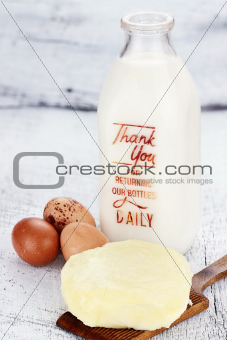 Farm Fresh Dairy Products