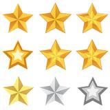gold star set