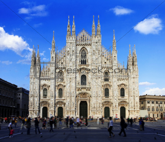 Duomo di Milano, Milan, Italy