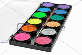 facepaint palette