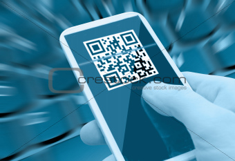 QR Code Concept