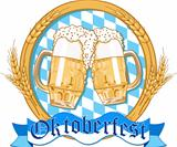 Oktoberfest  label design