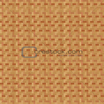 background texture of woven wood
