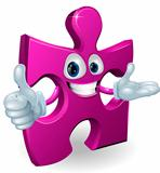Jigsaw mascot