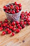 Summer fruits - cherries