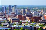 Downtown Birmingham, Alabama