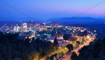 Asheville Skyline