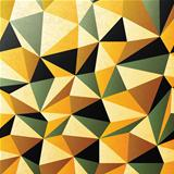 Retro texture with diamond pattern, vector background, EPS10. No