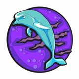 dolphin clip art