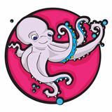 octopus clip art