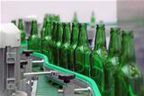 Glass bottles for beer