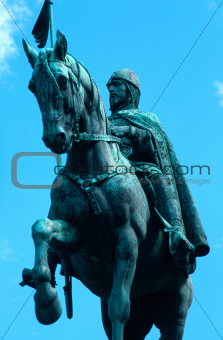 King Wenceslas Statute