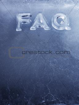 Ice FAQ