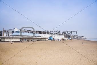 ramsgate beach kent england