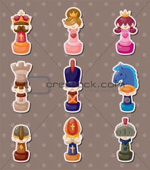 chess stickers