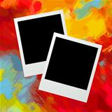 Photo frames graphic