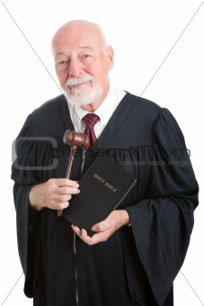 Judge - Church and State