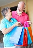 Seniors - Shopping Trip