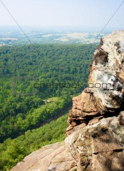 Appalachian Rock View