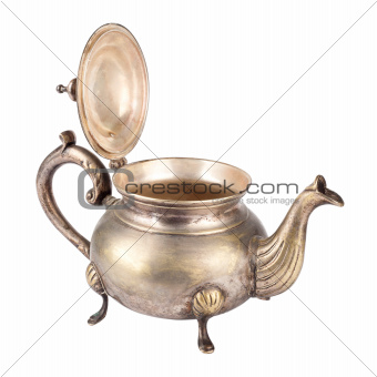 Old teapot