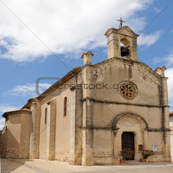 church of Lecques